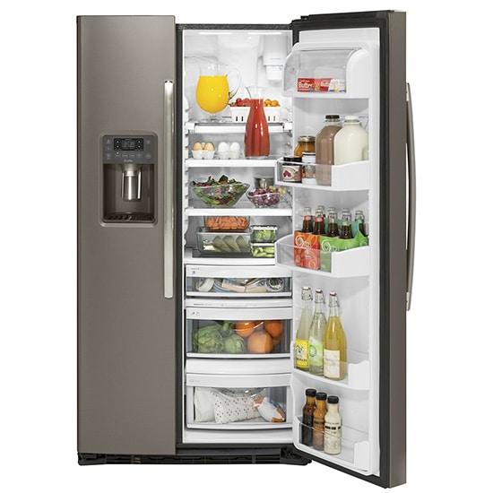 refrigerador duplex ge profile con iluminacion led