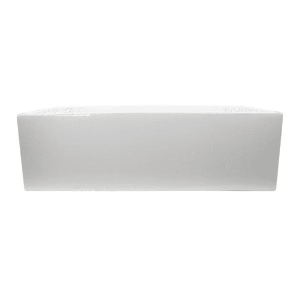 Tarja Nantucket De Ceramica Apron Sencilla 33 Pulgadas